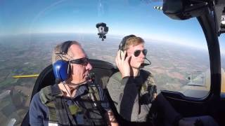 Aerobatics with my Dad