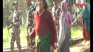 कोई भी जीते हमारे गांव का विकास करें, गाँव पहुँचने के लिए ग्रामीणों को 10 किमी चलना पड़ता है पैदल