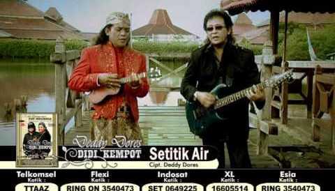 Download Music DEDDY DORES & DIDI KEMPOT [HQ] ″ SETITIK AIR ″ Cipt. DEDDY DORES
