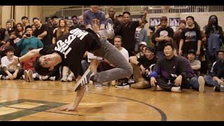 Bboy Invertebrate vs Nick Abat | Heartz & Mindz | UDEF x Silverback x YAK