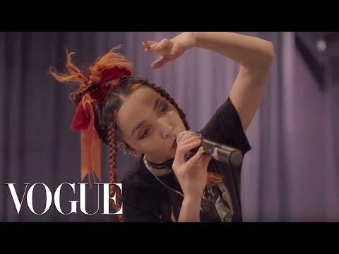 FKA twigs Gets Ready for Afropunk With Swordplay, Pole Dancing, and More | 24 Hours With | Vogue