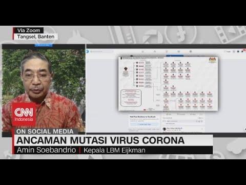 Ancaman Mutasi Virus Corona