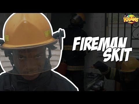 The Fireman  | Comedy Skit