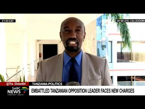 Tanzania's Freeman Mbowe, three others face two additional charges