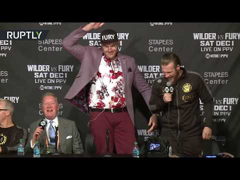 'The day the music died' by Fury after show draw with Wilder