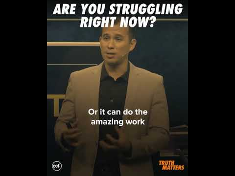 Are You Struggling Right Now? - Paul Tan-Chi - Truth Matters Snippets