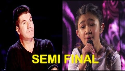 Download Music Angelica Hale ″Without You″ by David Guetta Ft. Usher - Semi Finals America's Got Talent 2017