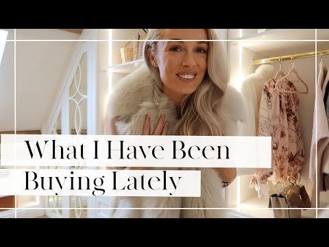 WHAT I'VE BEEN BUYING LATELY + PAMPER DAY // Fashion Mumblr Vlogs
