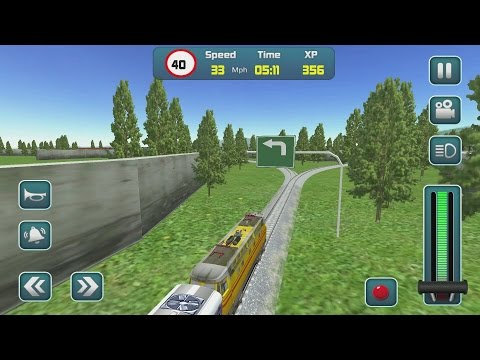 Train Driver 2016 Android Gameplay #10