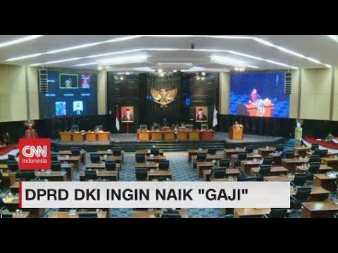 DPRD DKI Ingin Naik 'Gaji'