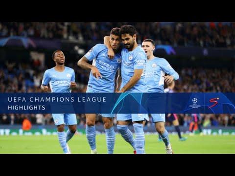 UEFA Champions League | Manchester City v Leipzig | Highlights
