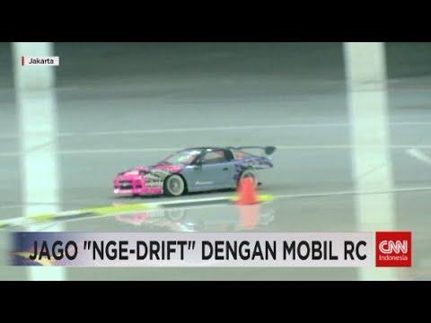 Jago Drift dengan Mobil Remote Control