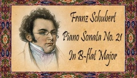 Download Music Schubert - Piano Sonata No. 21 In B-flat Major, D. 960
