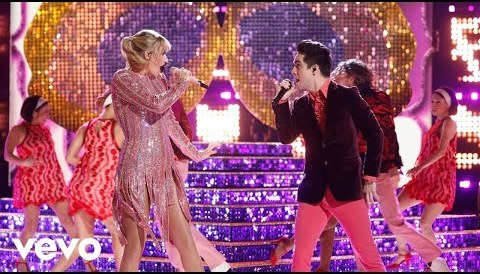 Download Music Taylor Swift - ME! (Live on The Voice / 2019) ft. Brendon Urie