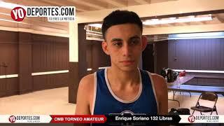 Enrique Soriano quiere el cinturon verde del Consejo Mundial de Boxeo