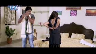 चोली के हुक लगा दs Pawan Singh & Nidhi Jha Gadar Bhojpuri Hit Comedy Sence From Movie