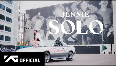 Download Music JENNIE - 'SOLO' M/V