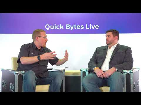 Quick Bytes Live with Marty Leik of Suffolk