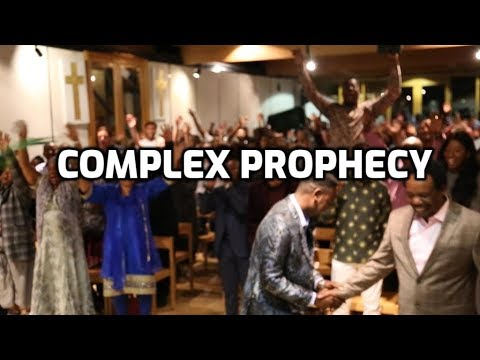 COMPLEX PROPHECY ?: NO SEX IN.., DEADLY DISEASE, WHO IS....   APOSTLE JB MAKANANISA