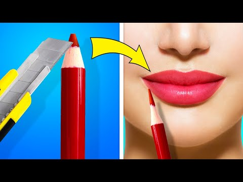 26 Clever Makeup Hacks Every Girl Should Know