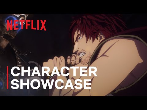 Dragon's Dogma | Character showcase | Netflix