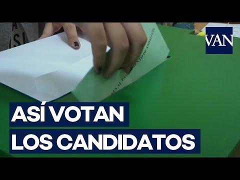 Elecciones Andalucía. Vota el 29,9% de los electores hasta las 14h