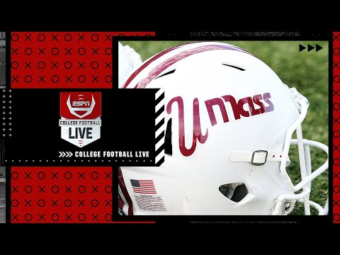 Reacting to UMASS football's first win in 17 games | College Football Live