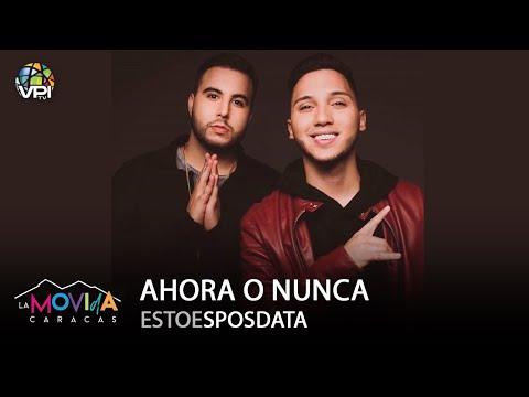 La Movida Caracas - Dueto venezolano estoeSPosdata sigue trabajando en su proyección internacional.