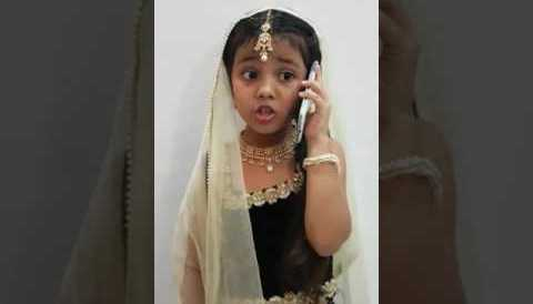 Download Music 6 years old Ayat Shaikh performing as Anguri Bhabhiji