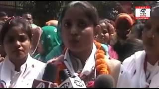 दिल्ली सरकार ने आज तक जितने भी वादे किए वह पूरे नहीं किए: कोमल बैनीवाल