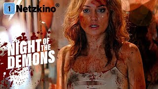 Night of the Demons - Evil likes to party Streaming Deutsch