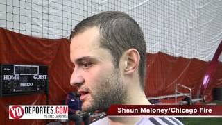 Shaun Maloney Chicago Fire
