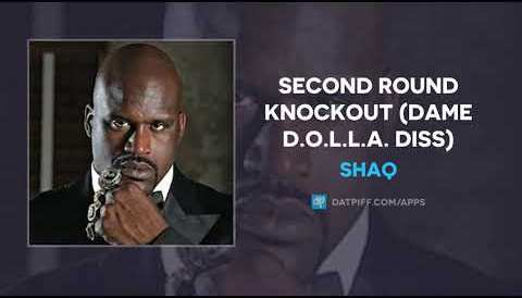 Download Music Shaq - Second Round Knockout (Damian Lillard Diss) (AUDIO)