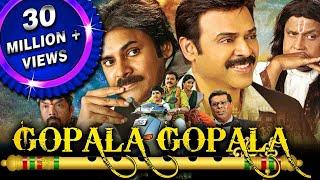 Gopala Gopala Hindi Dubbed Full Movie , Pawan Kalyan, Venkatesh, Shriya Saran, Mithun