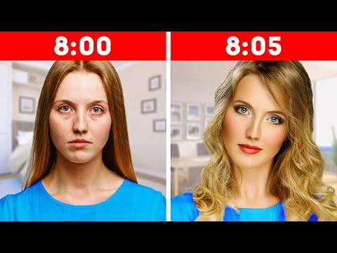 27 MAKEUP TRICKS FOR A QUICK RESULT