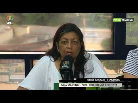Venezuela- Sector salud llama a protestar el 10 de mayo  -VPItv