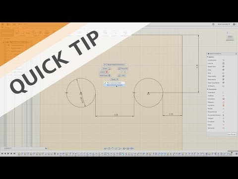QUICK TIP: Tangent Dimension