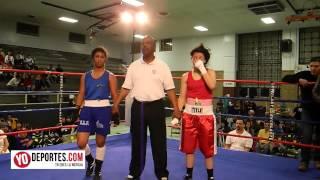 Elsa Coronado vs  Jessenia Murillo 121 Lbs.  Copa Acopil Chicago
