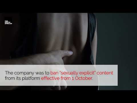 OnlyFans backtracks on 'sex ban' policy change