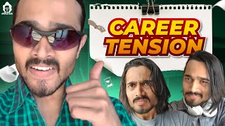 BB Ki Vines , Career Tension ,
