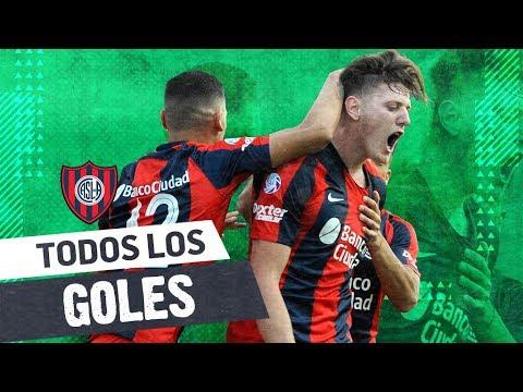 Todos los goles de San Lorenzo en lo que va de la Superliga 2019/2020