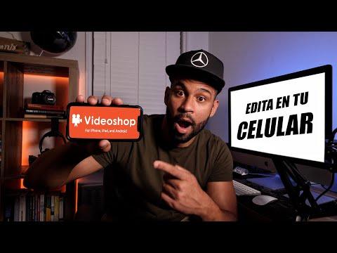 Cómo editar videos con tu CELULAR GRATIS Y FÁCIL | GUÍA PASO A PASO
