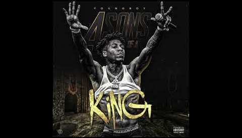 Download Music NBA Youngboy - 4 Sons of a King
