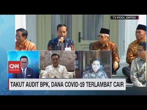 Takut Audit BPK, Dana Covid-19 Terlambat Cair