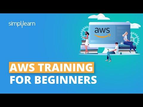 AWS Training For Beginners | AWS Tutorial For Beginners | AWS Certification Training | Simplilearn