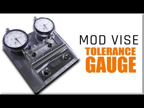 Making a Quality Control Tolerance Gauge! WW227