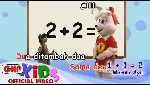 Download Music 1+1=2 (Bulan Ayu & Marum Ayu) (Satu Ditambah Satu)