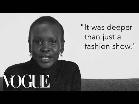 7 Models Open Up About Discrimination and Tokenism   The Models   Vogue