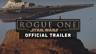 Bande annonce Rogue One: A Star Wars Story