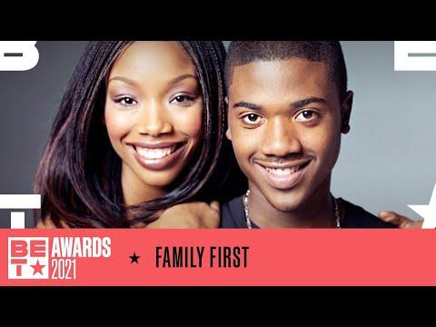 Ray J and Brandy, Venus and Serena Williams & More Superstar Families! (MARATHON) | BET Awards